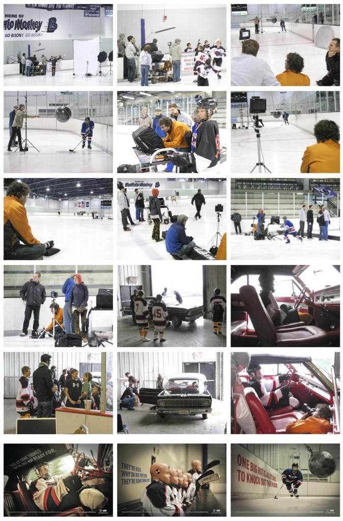 Usa Hockey Kids With Jonathan 187 Matthew Slimmer Still